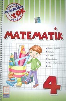 Salan Yayınları 4. Sınıf Matematik Problem Yok Akıllı Tahta Uyumlu