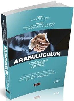 Savaş Yayınları Arabuluculuk Sınavlarına Hazırlık Çözümlü Soru Bankası ve İlgili Mevzuat