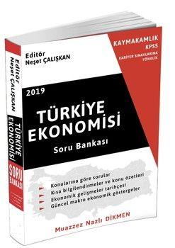 Savaş Yayınları Türkiye Ekonomisi Soru Bankası