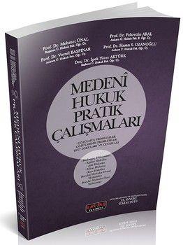 Savaş Yayınları Medeni Hukuk Pratik Çalışmaları
