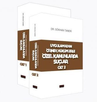 Savaş Yayınları Uygulamadan Örnek Hükümlerle Özel Kanunlarda Suçlar 2 Cilt