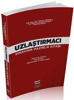 Savaş Yayınları Uzlaştırmacı Sınavına Hazırlık Kitabı