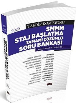 Savaş Yayınları SMMM Staj Başlatma Tamamı Çözümlü Soru Bankası