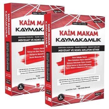 Savaş Yayınları Kaim Makam Kaymakamlık Sınav Mevzuatı Konu Çalışma Kitabı