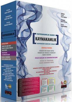 Savaş Yayınları 2018 Kaymakamlık Kampı 4. Baskı