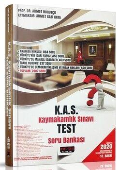 Savaş Yayınları KAS Kaymakamlık Sınavı Test Soru Bankası