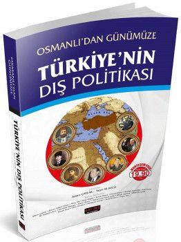 Savaş Yayınları Osmanlı\'dan Günümüze Türkiye\'nin Dış Politikası