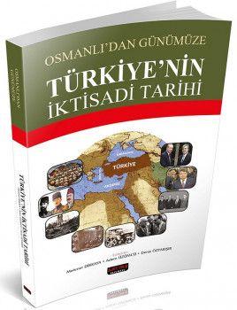 Savaş Yayınları Osmanlı\'dan Günümüze Türkiye\'nin İktisadi Tarihi