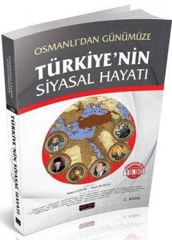 Savaş Yayınları Osmanlı dan Günümüze Türkiye\'nin Siyasal Hayatı