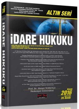 Savaş Yayınları İdare Hukuku Altın Seri 20. Baskı