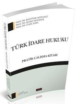 Savaş Yayınları Türk İdare Hukuku Pratik Çalışma Kitabı
