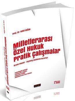 Savaş Yayınları Milletlerarası Özel Hukuk Pratik Çalışmalar