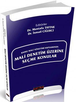 Savaş Yayınları Kamu Mali Yönetimi Kapsamında Mali Denetim Üzerine Seçme  Konular