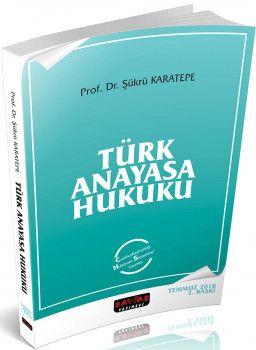 Savaş Yayınları Türk Anayasa Hukuku