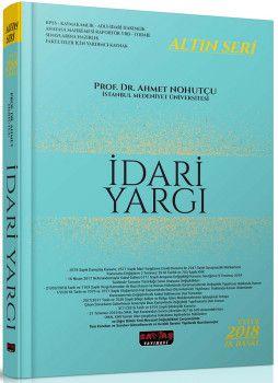 Savaş Yayınları İdari Yargı
