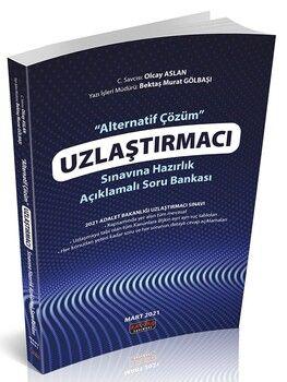 Savaş Yayınları Uzlaştırmacı Sınavına Hazırlık Açıklamalı Soru Bankası