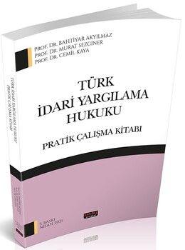 Savaş YayınlarıTürk İdari Yargılama Hukuku Pratik Çalışma Kitabı