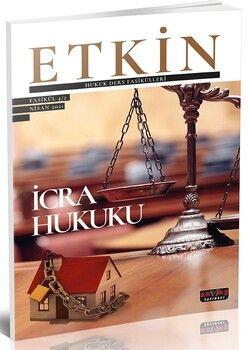 Savaş Yayınları Etkin Hukuk Fasikülleri 2 İcra Hukuku