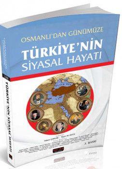 Savaş Yayınları Osmanlı dan Günümüze Türkiye nin Siyasal Hayatı