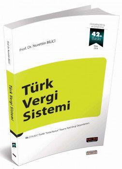 Savaş Yayınları Türk Vergi Sistemi