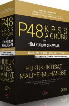 Savaş Yayınları KPSS A Grubu ve Tüm Kurum Sınavları Tüm Dersler Konu Anlatımlı Tek Kitap