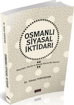 Savaş Yayınları Osmanlı Siyasal İktidarı