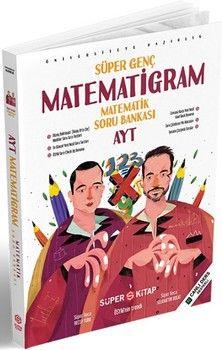 Süper Kitap AYT Matematik Süper Genç Matematigram Soru Bankası
