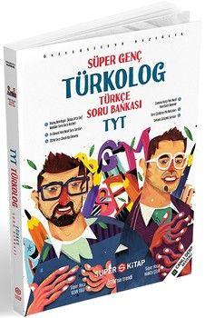 Süper Kitap TYT Türkçe Süper Genç Türkolog Soru Bankası