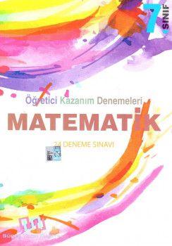Süreç Yayın Dağıtım 7. Sınıf Matematik Öğretici Kazanım Denemeleri 24 lü