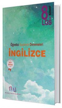 Süreç Yayın Dağıtım 8. Sınıf LGS İngilizce Öğretici Kazanım Denemeleri