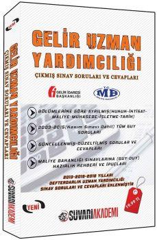 Süvari Akademi Yayınları Gelir Uzman Yardımcılığı Çıkmış Sınav Soruları ve Cevapları