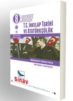 Sınav 8. Sınıf İnkılap Tarihi ve Atatürkçülük Konu Anlatımları Etkinlikler Testler