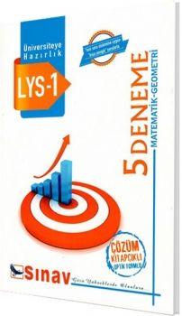 Sınav LYS 1 Matematik Geometri 5 Deneme