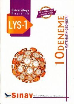 Sınav LYS 1 Matematik Geometri 10 Deneme