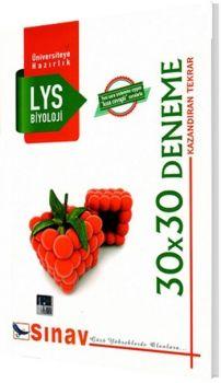 Sınav LYS Biyoloji 30x30 Deneme