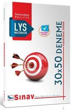Sınav LYS Matematik 30X50 Deneme