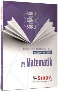 Sınav LYS Matematik Akordiyon Serisi