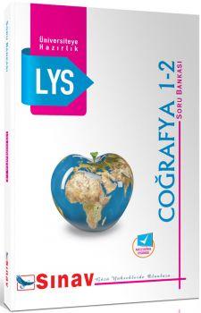 Sınav Yayınları  LYS Coğrafya 1-2 Soru Bankası