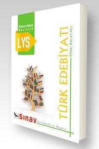 Sınav Yayınları LYS Edebiyat Konu Anlatımlı Test Uygulamalı