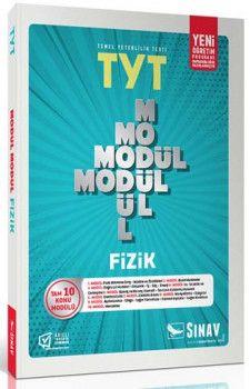 Sınav Yayınları TYT Fizik Modül Modül Konu Anlatımlı