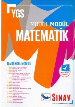 Sınav Yayınları YGS Matematik Modül Modül Konu Anlatımlı
