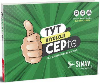 Sınav Yayınları TYT Biyoloji Konu Anlatımlı Cep Kitabı
