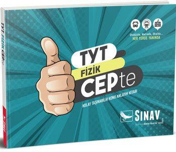 Sınav Yayınları TYT Fizik Konu Anlatımlı Cep Kitabı