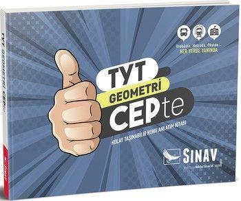 Sınav Yayınları TYT Geometri Konu Anlatımlı Cep Kitabı