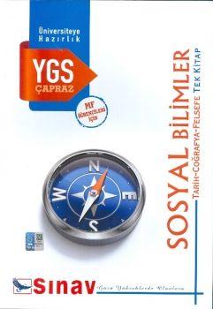 Sınav Yayınları YGS Çapraz Sosyal Bilimler Tek Kitap