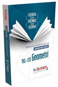Sınav Yayınları YGS LYS Geometri Akordiyon Serisi