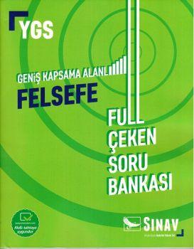 Sınav Yayınları YGS Felsefe Full Çeken Soru Bankası