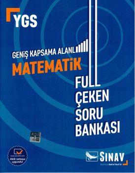 Sınav Yayınları YGS Matematik Full Çeken Soru Bankası