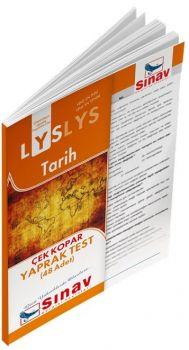 Sınav Yayınları LYS Tarih Yaprak Test