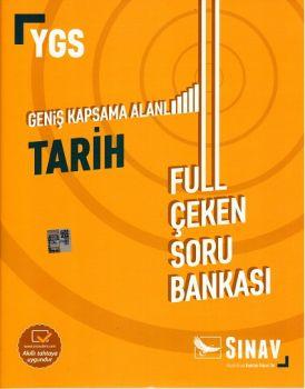 Sınav Yayınları YGS Tarih Full Çeken Soru Bankası